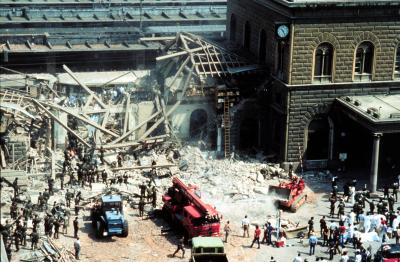 Bologna Central Station Bomb Attack 1980